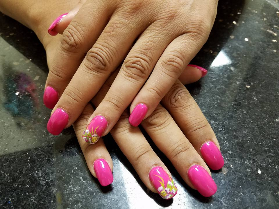 Nail Care - Artistic Edge Salon and Spa - Westminster, Eldersburg ...